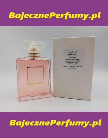 Perfumy CHANEL Coco Mademoiselle 100ml Tester hit okazja WYSYŁKA hjkoo