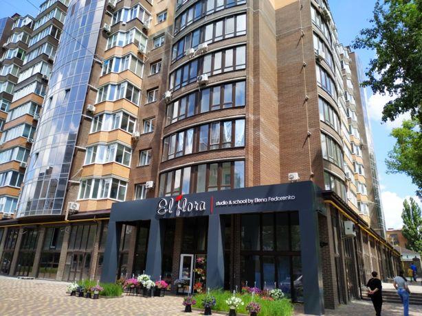 Компактна 2-х рівнева 3-х кімн квартира в ЖК Ковалівський!