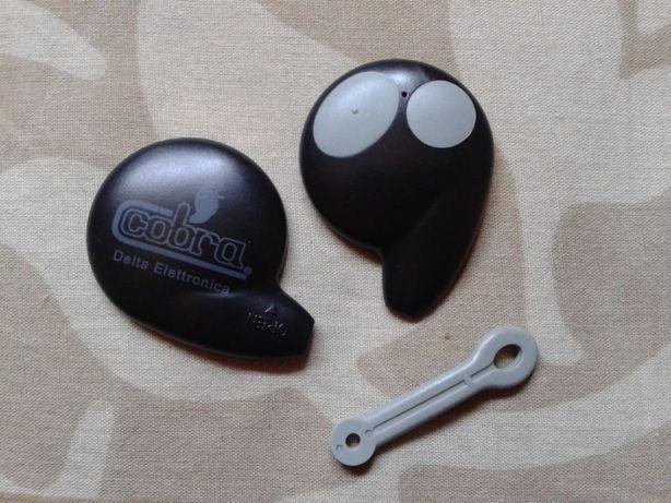 Carcaça capa comando alarme Cobra 7777