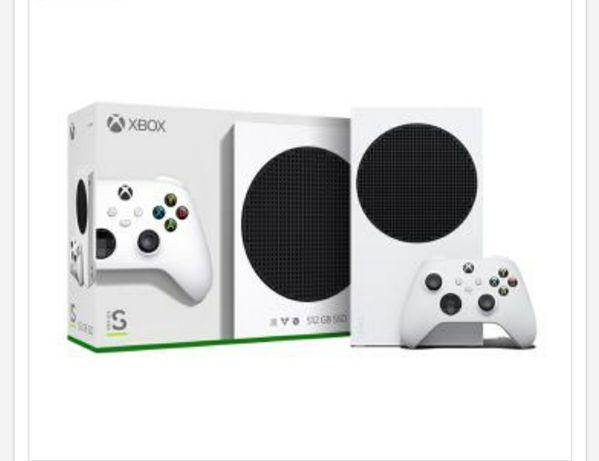 Игровая консоль Microsoft Xbox Series S, всі консолі нові,запаковані