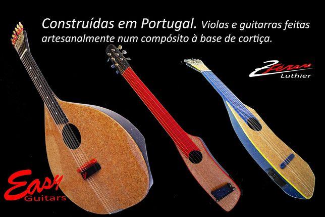 Violas e Guitarras Portuguesas em ECO-COMPÓSITO