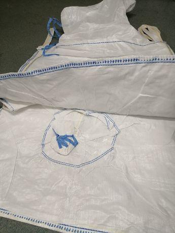 Big Bag 90x90x140 cm na drewno/wióra/trociny NOWY worek HURT