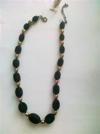 Czarne Aksamitne Korale