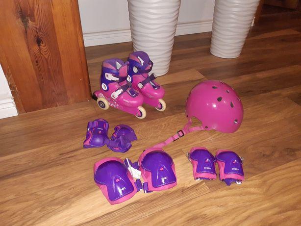 kask ochraniacze dla dzieci