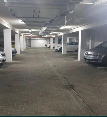Miesce parkingowe w garazu podzemnym  lublin dunikowskiego 15a