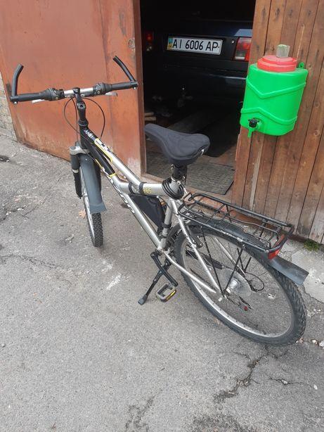 Внимание был украден велосипед