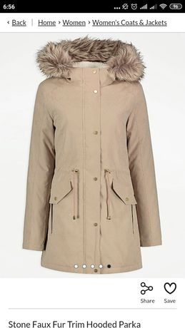 Куртка, парка George размер М