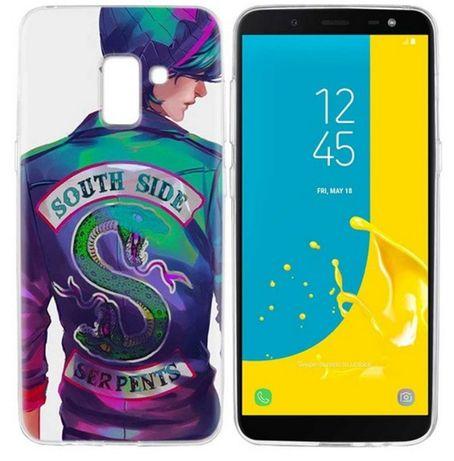 Riverdale South Side Serpens case etui obudowa Samsung Galaxy S8+