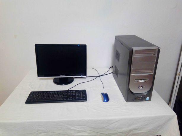 Комп'ютер - повний комплект