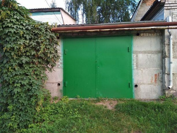 Аренда бетонного гаража, складского помещения, склада Коростень