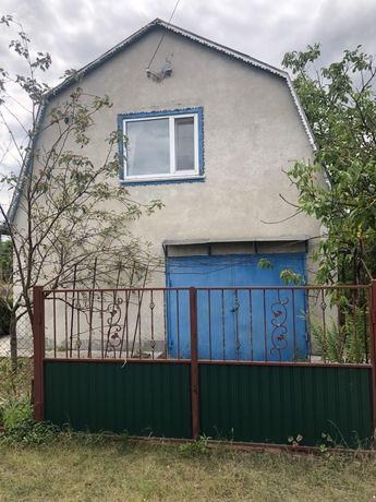Продам дачу с гаражом в с. Коржи Барышевского района 60км от Киева