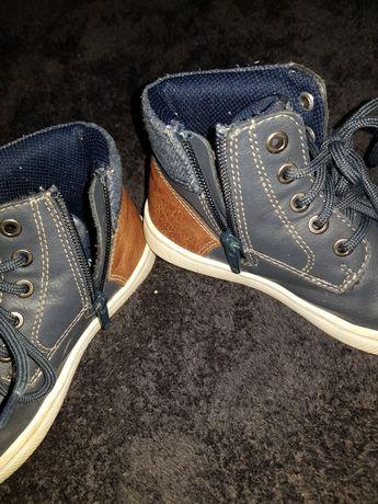 Buty buciki trzewiki za kostkę CCC