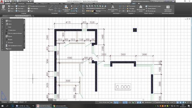 Проект частного дома c геологией и конструктивом!