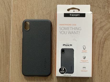 Etui Spigen Thin Fit Apple iPhone XR