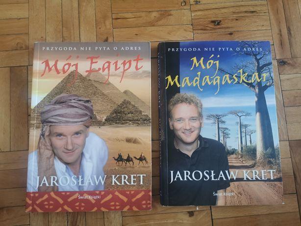 Jarosław Kret - Mój Egipt oraz Mój Madagaskar