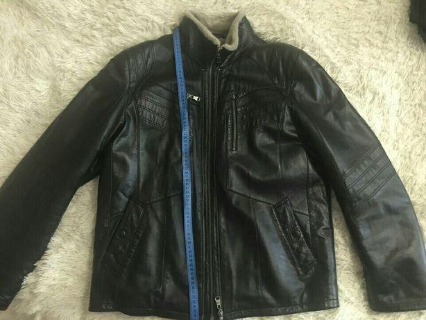 Куртка, дублянка зимова