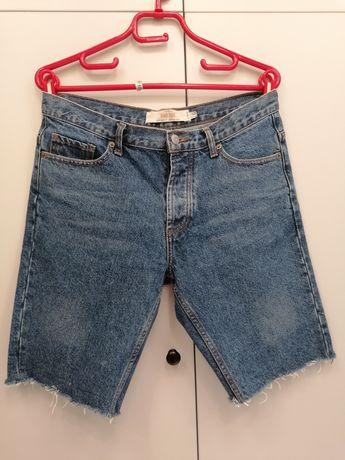 Spodnie jeansowe TopMan
