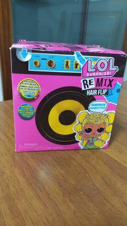 ЛОЛ Ремикс Оригинал LOL Surprise Remix Hair Flip Dolls