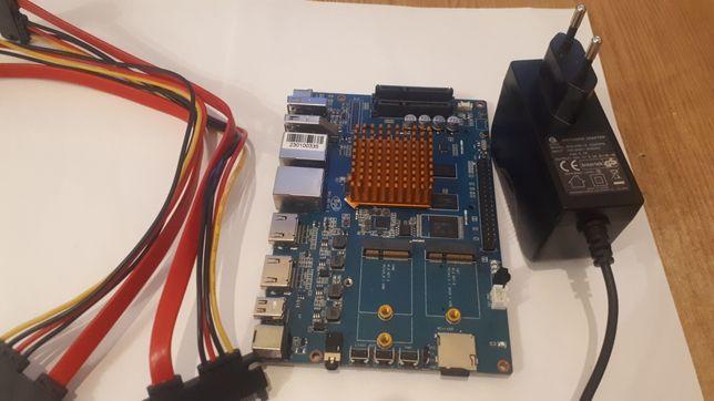 Продам микрокомпьютер(плата разработчика) banana pi w2