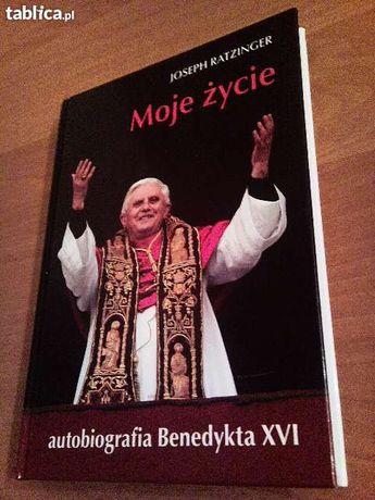 Moje życie ---Joseph Ratzinger