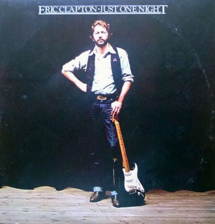 Vinil de Eric Clapton – Just One Night (Álbum Duplo Ao Vivo)
