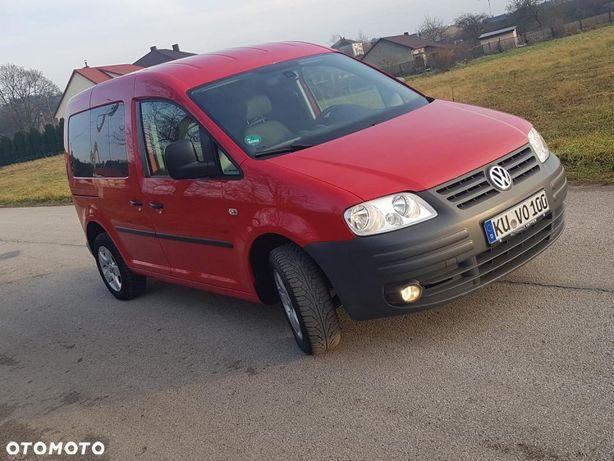 Volkswagen Caddy Gaz Lpg. 1.6 . 100% Bezwypadkowy. Serwis do końca.