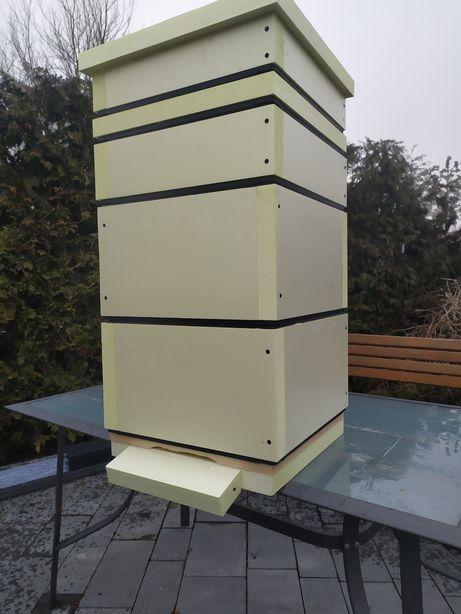 Ul ule wielkopolski styrodurowy pszczoły dennica powałka