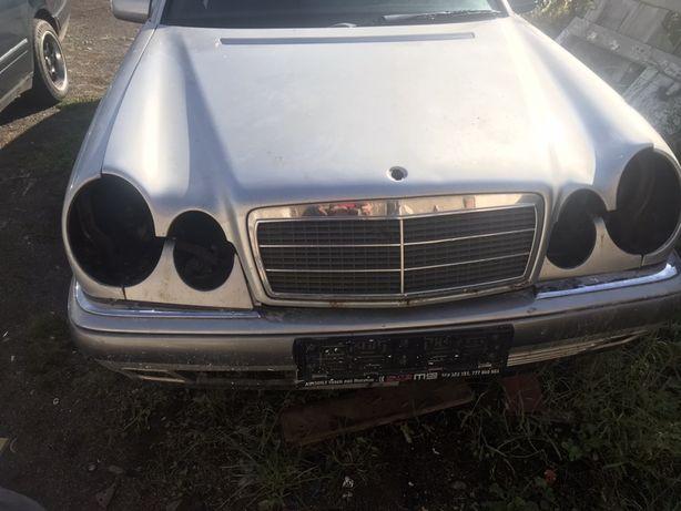 Mercedes w210 розбор