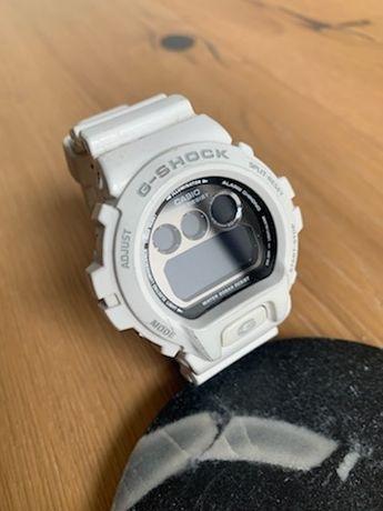 Męski zegarek CASIO G-SHOCK biały Eminem