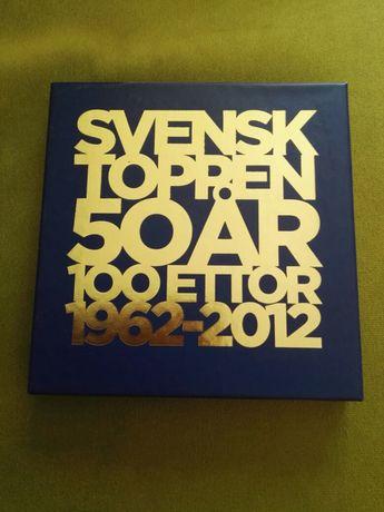 Szwedzka muzyka 5 płyt CD