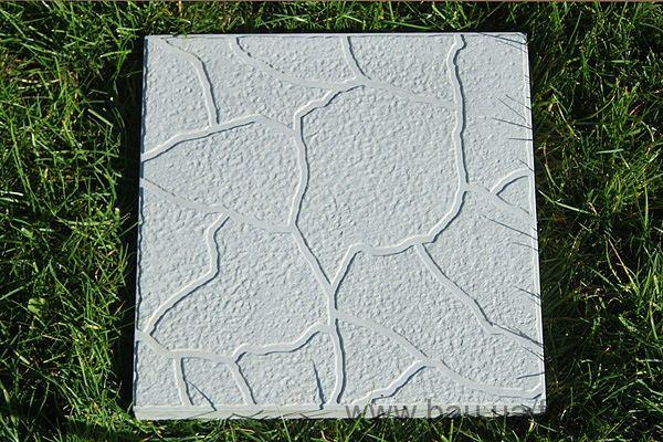 Тротуарная плитка вибролитая 25х25, 30х30