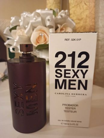 Carolina Herrera 212 Sexy Men тестер 100 мл