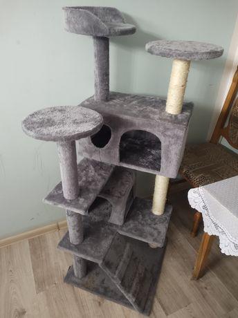 Drapak dla kota stan idealny