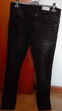 calças homem pretas