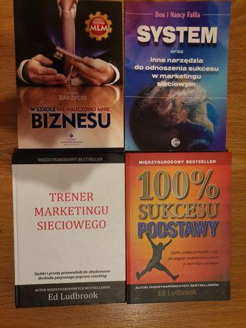 Książki biznes MLM