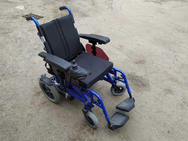 Инвалидная коляска с электроприводом OSD-PCC1600