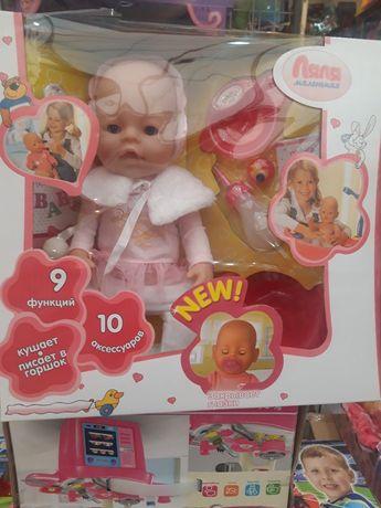 Кукла пупс Baby Born с аксессуарами /Бэби Бон купить в Украине