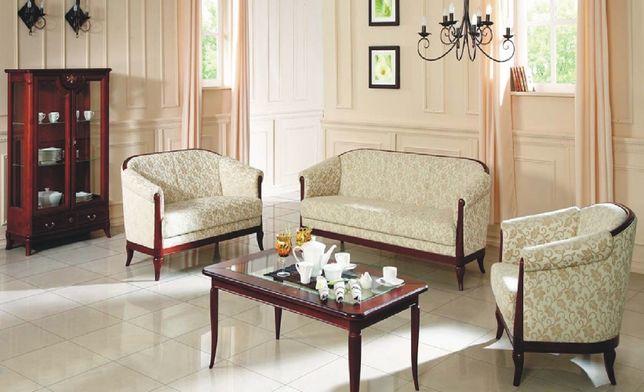 Zestaw mebli sofa fotel KLOSE RAFAEL