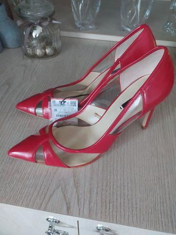 Туфлі  лодочкі    Zara