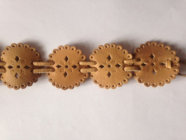 женский кожаный пояс ручной работы,пояс,ремень,гуцульский ремінь,