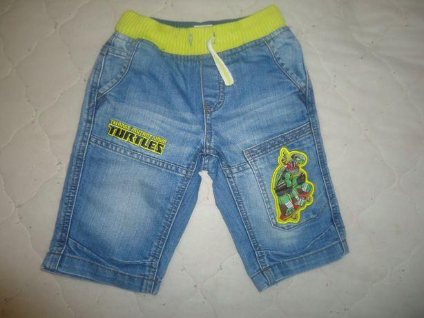Шорты 98-104 (рубашка в подарок)