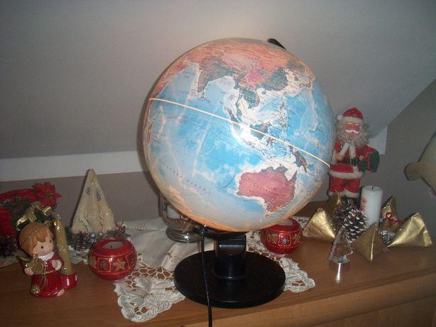 Globus podświetlany Niemiecki