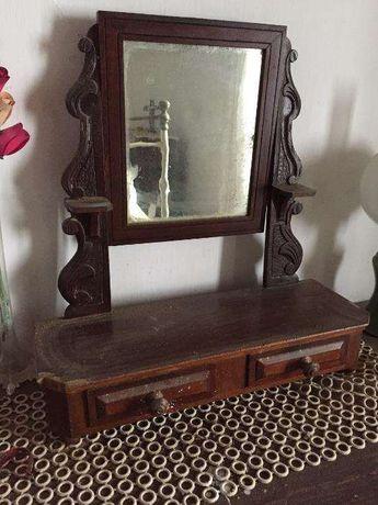 Cómoda com Espelho - antiga - anos 30