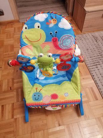 Bujak Bujaczek, leżak dla dziecka iBaby