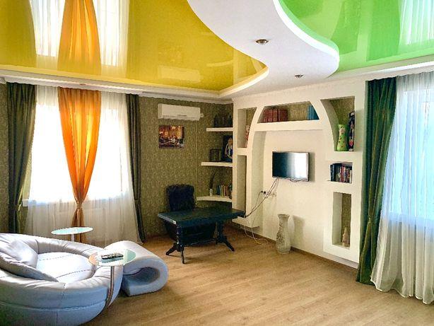 Продам/обменяю 3х этажный элитный дом в г.Токмак Запорожской обл