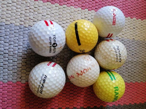 Bolas range + tacos de golfe