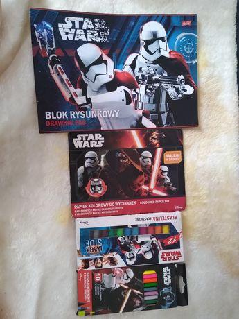 Star Wars zestaw przyborów szkolnych (6)