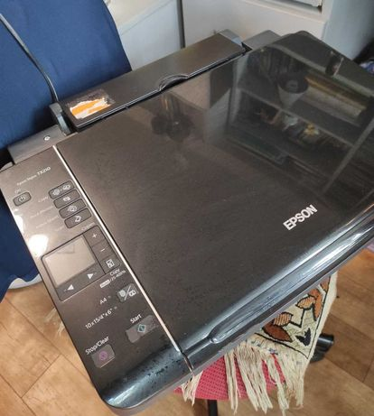 Принтер EPSON stylus TX 210
