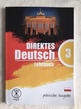 Książka Direktes Deutsch_Metoda CALLANA Konwersacje