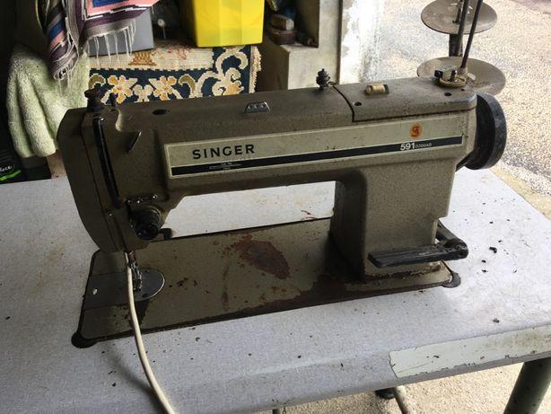 Máquina de costura industrial SINGER 591